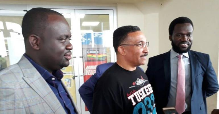 Boxing Referee Tony Weeks In For Dogboe Vs Chacon Clash