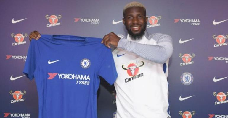 Chelsea completes Bakayoko transfer [Photos]