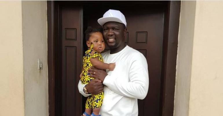 I Lost One Before, I don't Want to lose Another…Seyi Law Warns about his Child