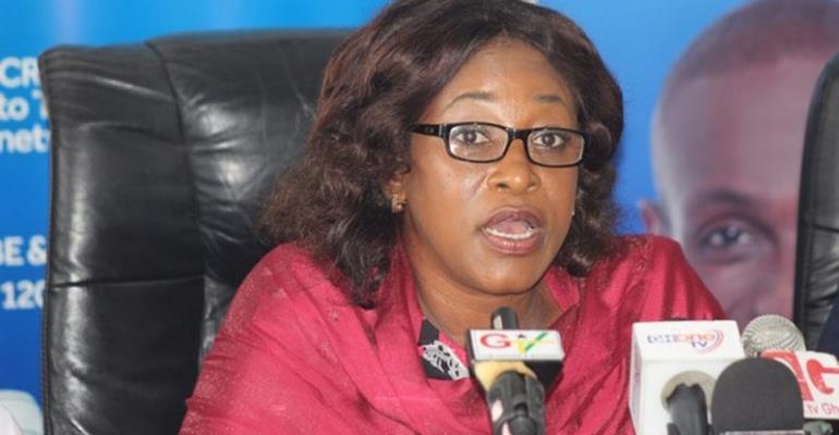 Shirley Ayorkor Botchway