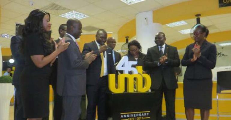 UMB Marks 45th Anniversary