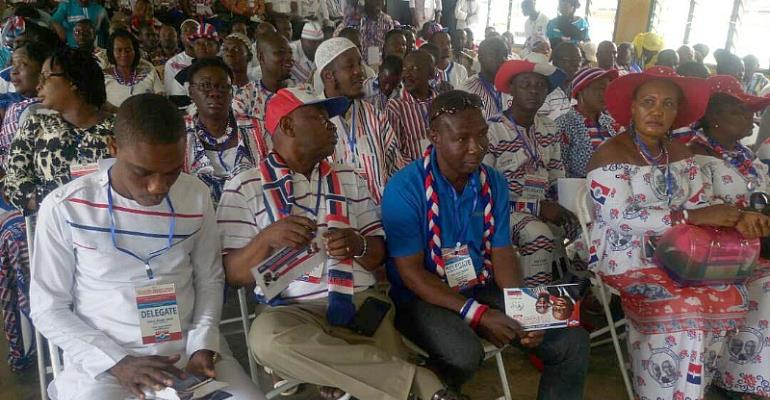 A cross-section of the delegates at the conference