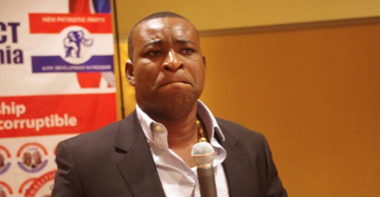 Mr Bernard Antwi Boasiako