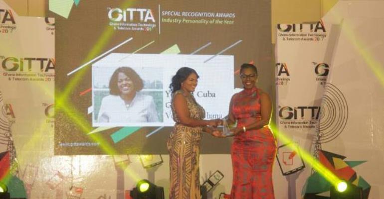 Vodafone wins big at Telecom Awards