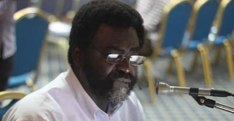 Dr Richard Amoako Baah