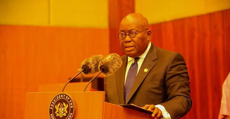 Nana Addo's Tuesday presser not for praise singing – Hamid