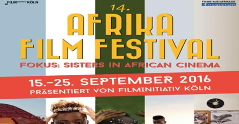 "Kudos To Filminitiativ Köln E.V !! ""14th Cologne African Film Festival"""