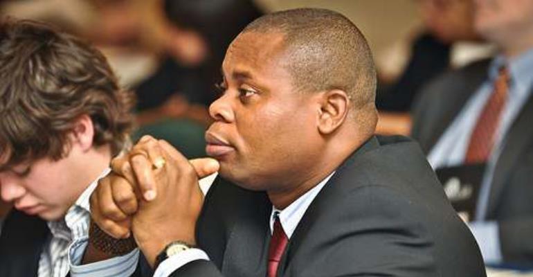 Franklin Cudjoe, IMANI Ghana President