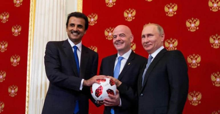 Russian Federation  to extend soccer fans visa-free regime to end