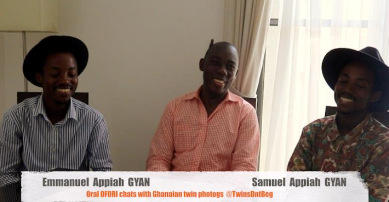 Video: TwinsDntBeg Share Their Photography Future With TheAfricanDream.net