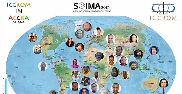 Sustaining Sound And Image Collections (SOIMA 2017)