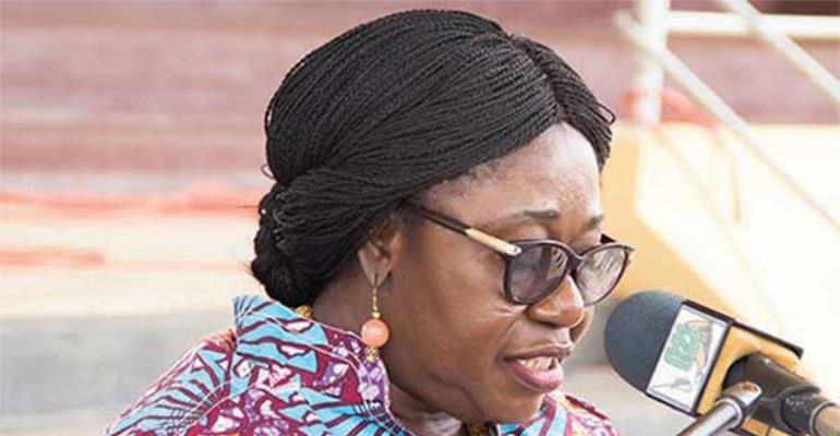 Madam Akosua Frema Osei-Opare