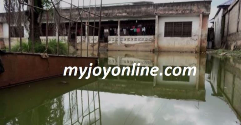 NADMO Blames KMA For Kumasi Floods