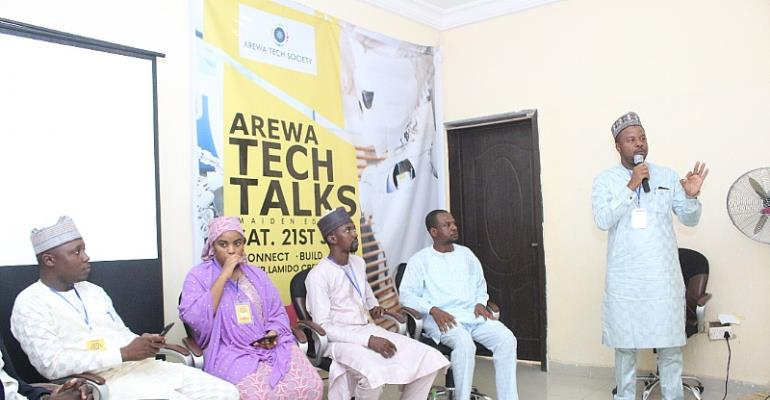 NITDA Partners Arewa Tech Society For Sustainable Development Through IT