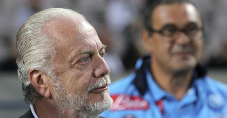 Chelsea Boss Maurizio Sarri Slammed By Aurelio De Laurentiis