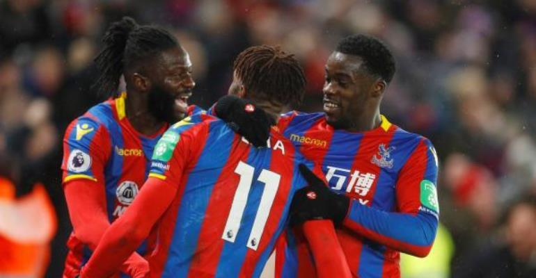 Joel Ward hoping Wilfried Zaha stays at Crystal Palace