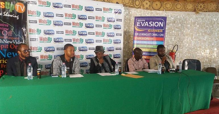 Watsup TV Officially Launched In Guinea Conakry