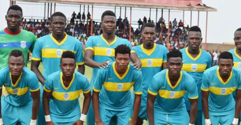 Match Report: Ebusua Dwarfs 2-2 WA All Stars - Crabs throw away two-goal lead in draw with Northern Blues