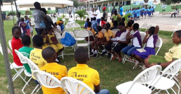 Dansoman Community Reading'18 : Pupils Tasked To Cultivate Reading Habit