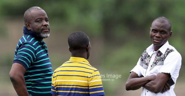 We were second best against Hearts admits Tema Youth boss