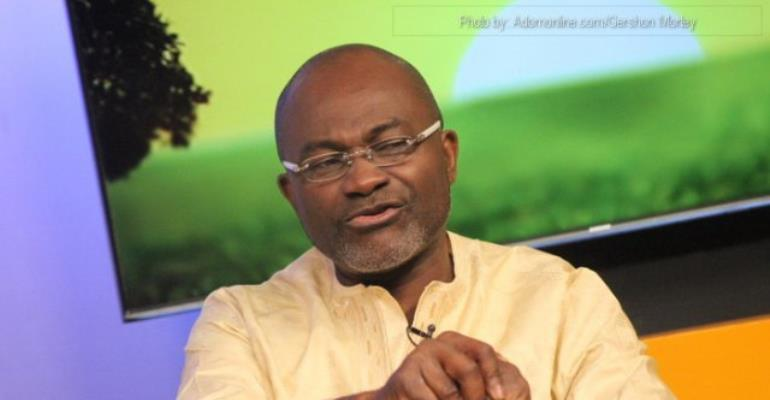 Ken Agyapong Bows Out From Parliament