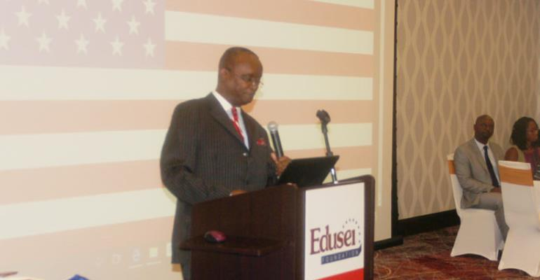 Edusei Foundation Hosts Youth Workshop in Virginia