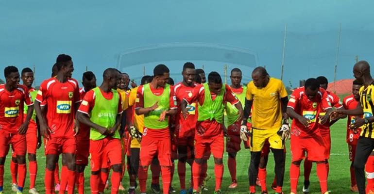 MTN FA Cup: Asante Kotoko NOT ready to face NEA Salamina this weekend in quarters