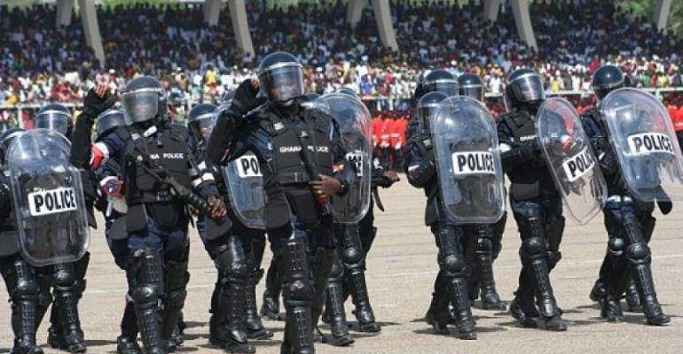 Armed Robbers Terrorize Passengers On Sawla-Damongo Road
