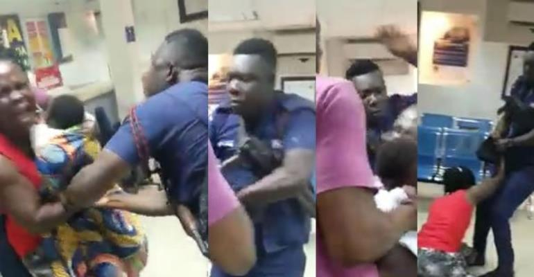 Police Assault On Woman Regrettable…A Blessing In Disguise?