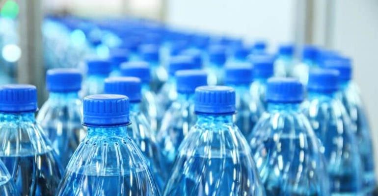 Mineral Water Plastic Bottles