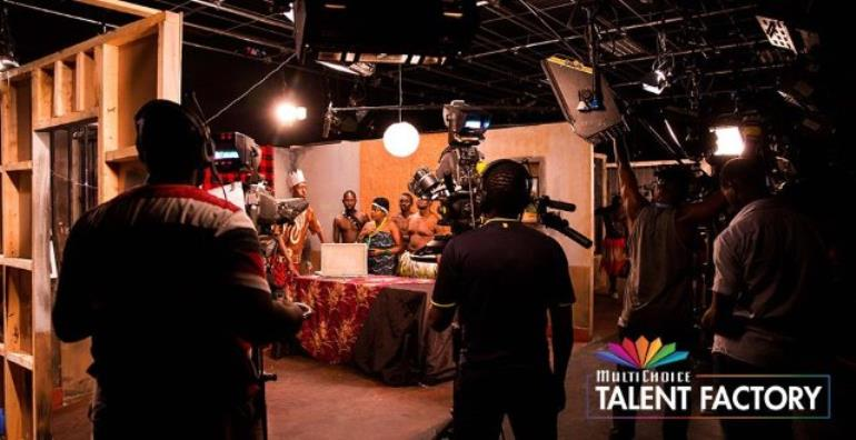 West Africa's Taking Movie Industry To The Next Level