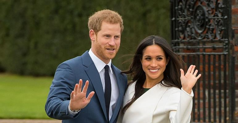 Herzogin Meghan, Wife Of Prince Harry, Has To Give Up Her Favorite Food In Buckingham Palace
