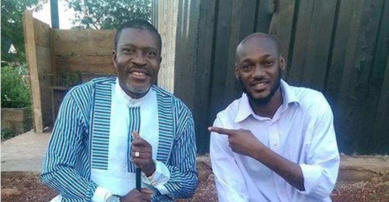 Singer, 2Baba Turns Actor, features in Professor John Bull