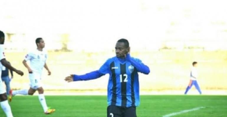 Ghanaian midfielder Helegbe cancels contract with Lebanese club AC Tripoli