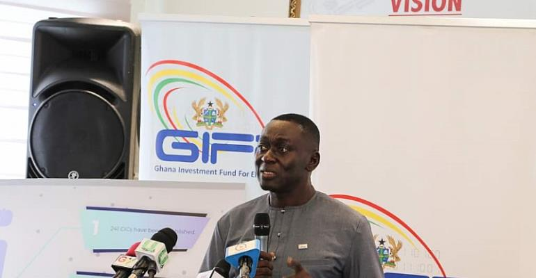 GIFEC Lauds Moves To Bridge Digital Gap In Ghana