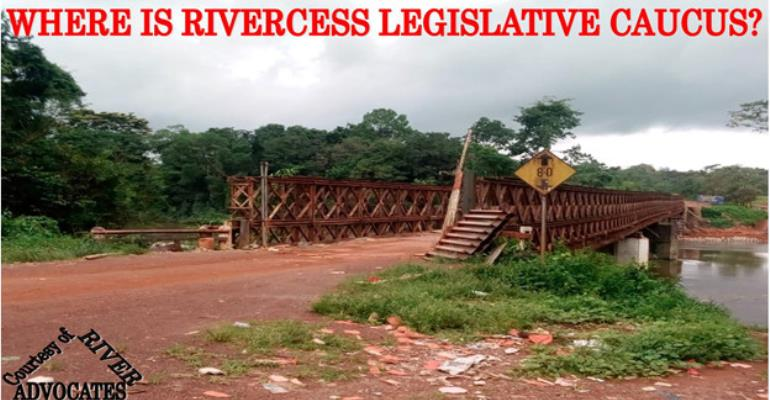 Rivercess County On The Lip Of Development: An Opened Letter To Rivercess County Legislative Caucus