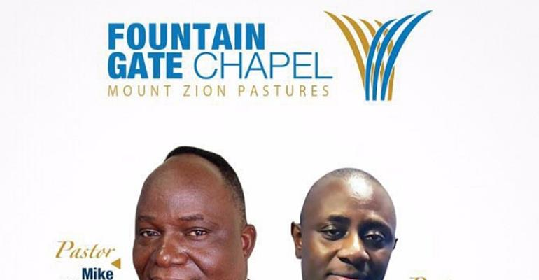 Fountain Gate Chapel hosts Prayer Conference In Dumfries Virginia