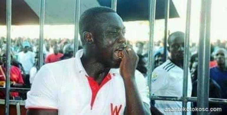 Nzema Kotoko head coach Mallam Yahaya insists the Kotoko coaching job is herculean for Michael Osei