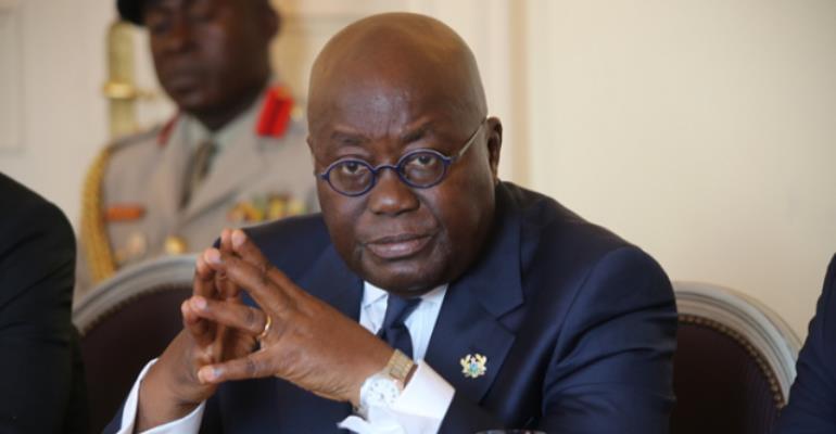 Akufo-Addo under pressure to probe EC chaos