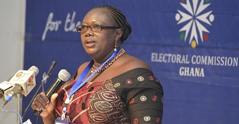 I will not be dragged into media war - Deputy EC chair denies Charlotte Osei response
