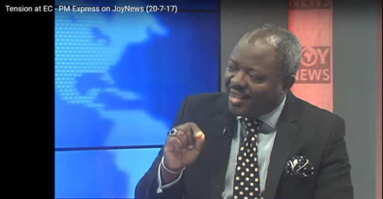 Nobody can resist EC Chair impeachment process – Adawudu