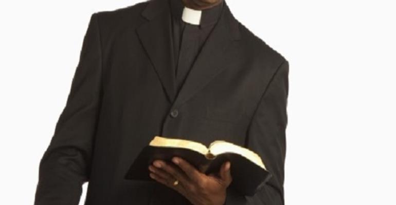 Should Priests Dress to 'Kill'?