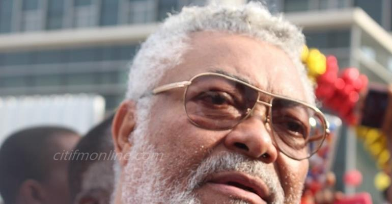 I would jail three persons a week to keep Accra clean – Rawlings