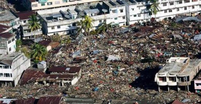 Tsunami: 400,000 Dead In Indonesia ?