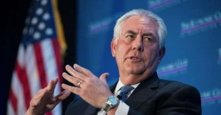Tillerson: Russian election meddling 'seriously' harmed relations with U.S.