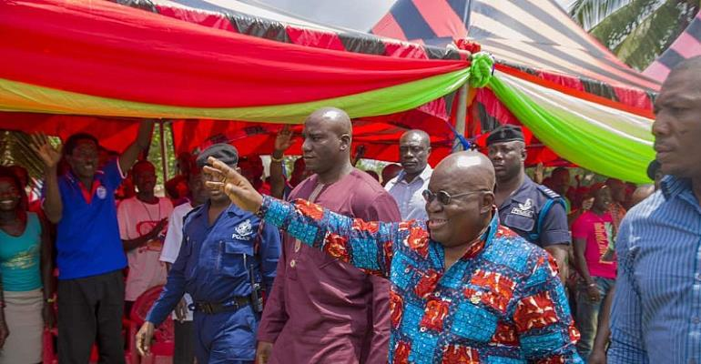 We'll overcome economic challenges Mahama left – Nana Addo