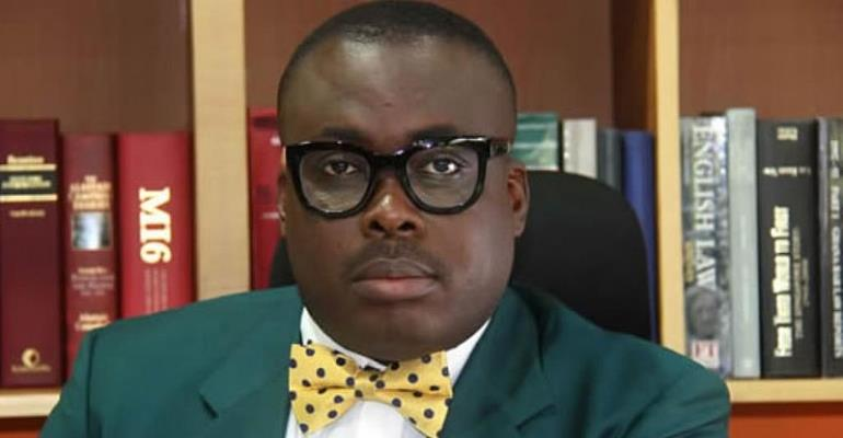 Paul Adom-Ochere Fumes That Bank of Ghana Broke the Law in the Revocation the Licenses of the 5 Banks—What Else Did They Probably Do Illegally?