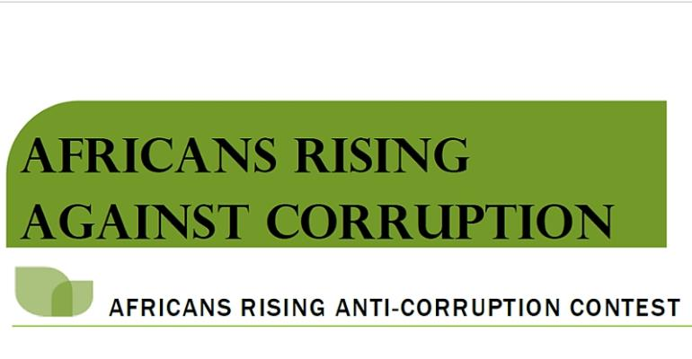 Africans Rising for Peace, Justice and Dignity Launch Anti-Corruption Champion Contest
