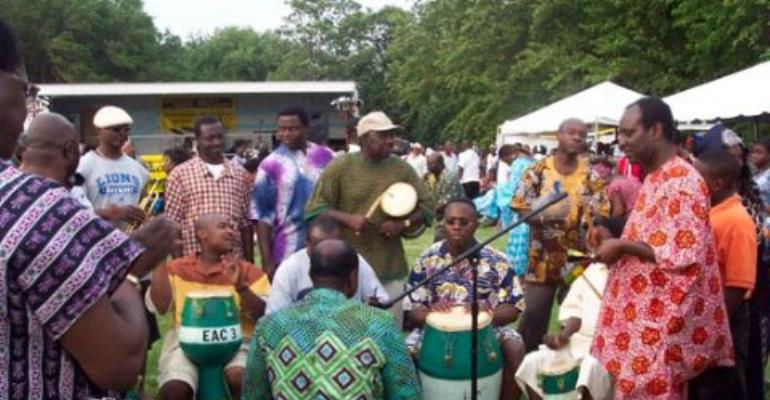 The Story of GhanaFest-Chicago.