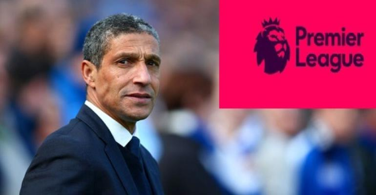 Coach Christopher William Gerard Hughton